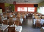 Restaurante espaco para eventos pronto a funcionar 220 m2