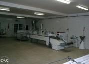 Alugo padaria pastelaria bem equipada 400 m2
