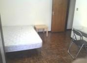Quarto com cama de casal junto a esec e alma shopping solum en coimbra