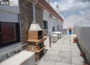 Excelente t4 duplex terraco com 25 m2 en seixal