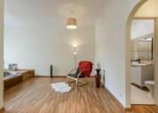 Apartamento t0 totalmente remodelado no lumiar 45 m² m2