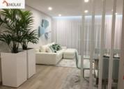 Novo t2 114 m2 casas do lago serra carnaxide varanda e despensa en amadora