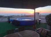 Apartamento espetacular para alugar em frente ao mar 110 m² m2