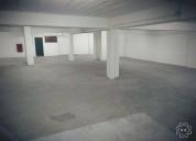 Garagem c area util arruma cerca de 18 20 carros en sintra