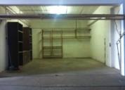 Garagem interior 20m en lagos