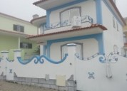 Moradia isolada t4 em foros de amora com 3 suites em lote de 223 m² m2