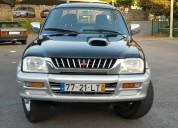 Mitsubishi l200 2.5 td 4x4 impecavel