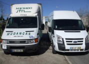 Servicos de mudancas e transportes.entregas