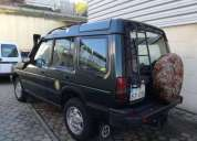 Land rover discovery, contactarse.