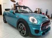 Oportunidade! mini john cooper works cabrio 8