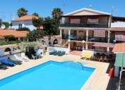 Excelente apartamentos com piscina em altura