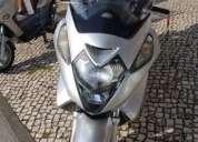 Honda silverwing 600, contactarse.