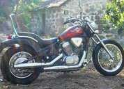Excelente honda shadow vt 600 chopper