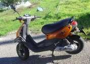 Vendo excelente scooter peugeot trekker em bom estado.
