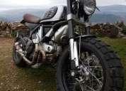 Ducati scrambler. contactarse.
