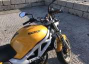 Excelente suzuki sv 660