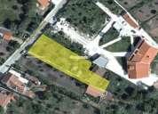 Terreno urbano plano para venda com 827 m2.