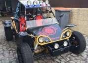 Excelente kart cross car 600