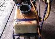 Vendo carrinho de sulfatar com motor minarel