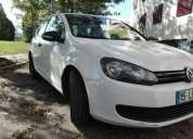 Excelente vw golf vi van 2011