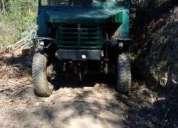 Camiao florestal troco por trator 4x4 com grua