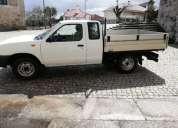 Excelente nissan pick up king cab 2003