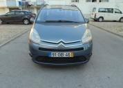 Citroën c4 grand picasso 1.6hdi cx automÁtica