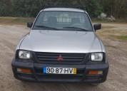 Mitsubishi l200 3 lugares