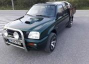Mitsubishi l200 4 lugares