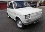 Fiat 126 clássico como novo