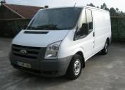 Ford transit 2.2tdci 115cv 3lug