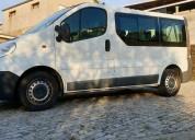 Opel vivaro 2000cc de 115cv 9lugares