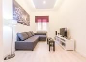 Apartamento mobilado para alugar, 2-3 pessoas