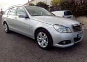 Mercedes-benz c 220 cdi be