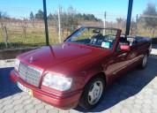 Mercedes-benz e 220 cabriolet  7500 eur