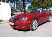 Chrysler crossfire  € 8000  preço:€ 8000  primeir