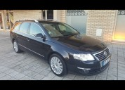Vw passat variant 2.0 tdi highline € 4000