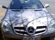 Mercedes-benz slk 200 k 7500€