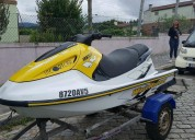 Moto agua yamaha gp760 creboque