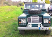 land rover serie iii regular 1977