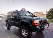 Jeep grand cherokee tração traseira
