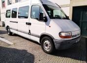 Renault master 2.2dci minibus16lug