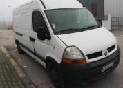 Renault master 2.5 dci 110 cv
