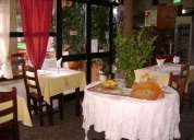 Excelente restaurante cafe com esplanada