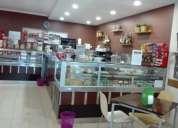 Excelente cafe snack bar