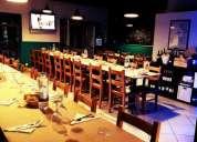 Restaurante bar tapas, contactarse.