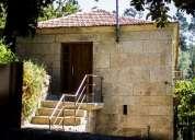 Excelente casa de ferias junto ao rio bestanca