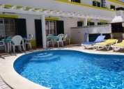 Alugo v 4 piscina privada frente praia