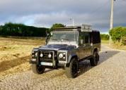 Land rover defender 130 tdci 2.4 puma
