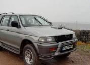 Mitsubishi pajero 2.5td sport wagon